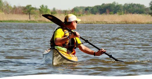 Kayaking_Fairhope Boat Company_Pensacola Kayak & Sail